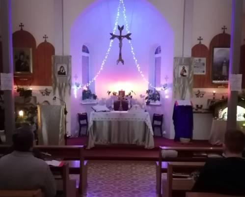Брянские католики отметили Рождество