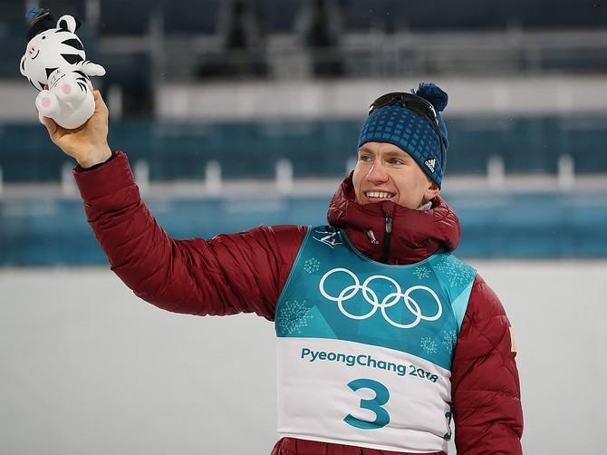 Брянский лыжник Большунов пропустит эстафету Кубка мира
