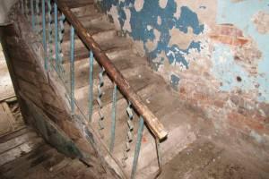 В Брянском районе нашли разрушающуюся многожэтажку