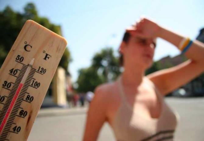 На Брянщине из-за 37-градусной жары продлили оранжевый уровень опасности