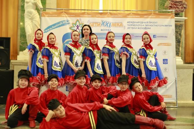 Брянский ансамбль «Россияне» взял гран-при на фестивале в Карелии