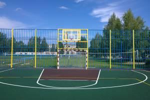 В Брянске пять школ получат новые спортплощадки