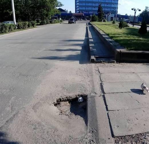 В Брянске возле «Лития» уничтожат знаменитую яму-инстаграмщицу