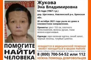 В Брянской области нашли живой пропавшую 54-летнюю Эну Жукову