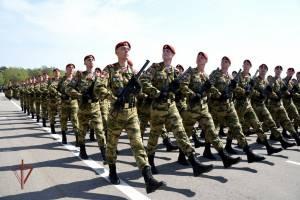 Брянские призывники отправились служить в дивизию имени Дзержинского