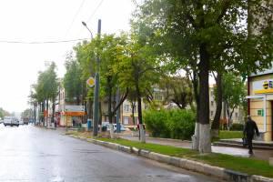 В Брянске стартовал ремонт улицы III Интернационала