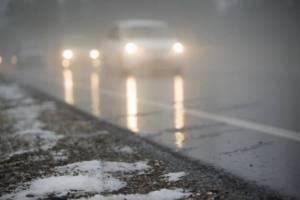 Брянск утром оказался во власти густого тумана