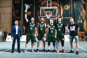 Брянские Bad Boys выиграли дивизион «Лига регион» по баскетболу 3Х3