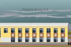 В Брянске реконструируют детскую школу искусств №3