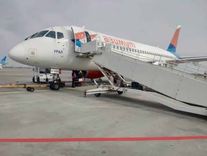 Изменилось расписание авиарейсов из Брянска в Краснодар