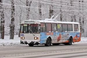 Возле вокзала Брянск-I перестанут ходить троллейбусы