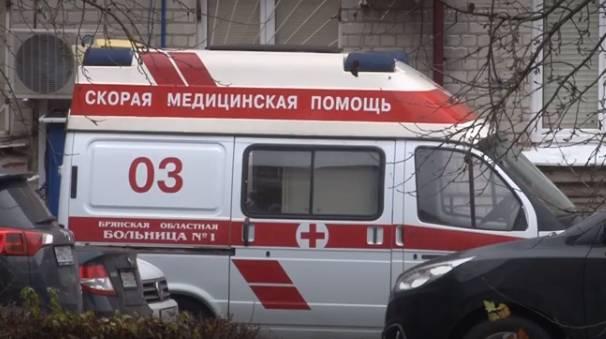 Ковидный госпиталь брянской областной больницы остается заполненным на 85 процентов
