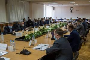 Мэр Брянска отчитается перед депутатами