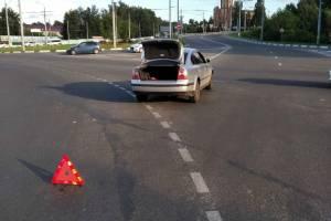 В Брянске разыскивают скрывшегося с места ДТП водителя