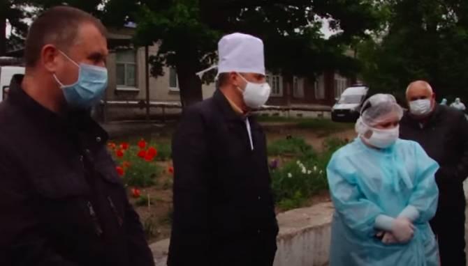 Новозыбковские медики спросили Бардукова, как прожить на 10 тысяч