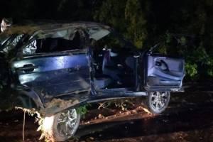 В жутком ДТП на брянской трассе погибла 22-летняя девушка и ранен подросток