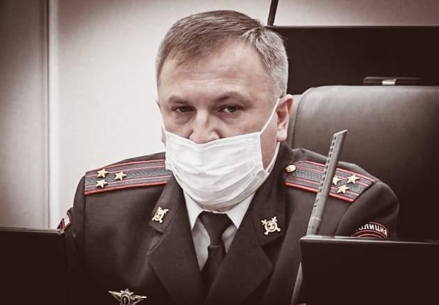 Заместителем руководителя Брянского УМВД стал Алексей Солдатов