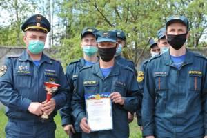 В Брянске определили лучшее пожарное отделение на автоцистерне