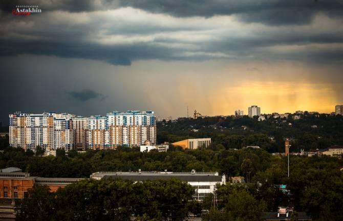 Брянск за час до бури