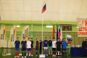 В Стародубе стартовал турнир по мини-футболу