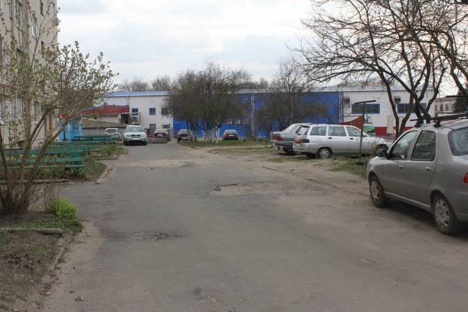 В Стародубе на ремонт двух дворов потратят 3,5 миллиона рублей