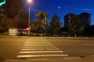 В Брянске на улице Красноармейской иномарка сбила велосипедиста