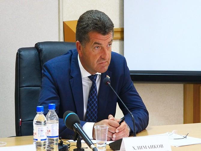 Глава Брянска Хлиманков открыл свою страницу ВКонтакте