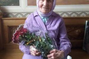 В Жуковском храме старейшая прихожанка отметила 95-летие