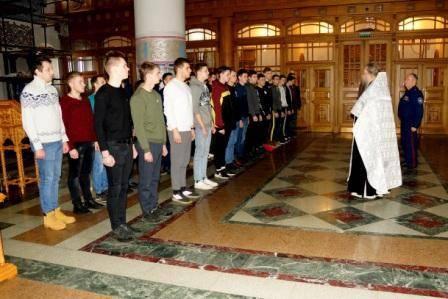 Ряды брянских казаков пополнили 30 новобранцев