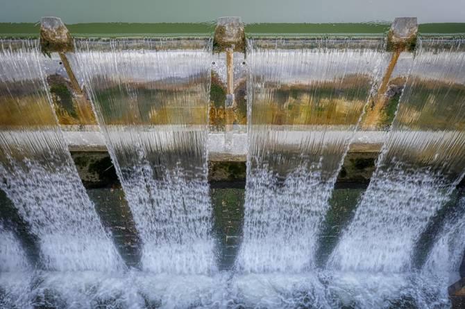 В Брянске пообещали капитально отремонтировать гидротехнические сооружения на Ковшовском озере