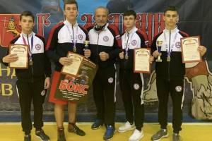 Брянские боксёры завоевали 4 медали на турнире во Владимире