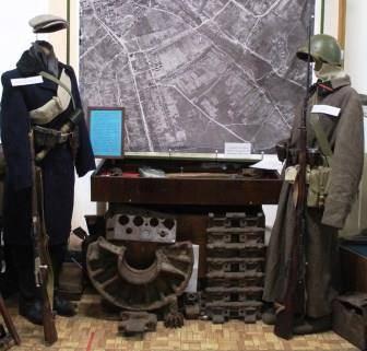 В музее Дятьковского района открылась новая выставка