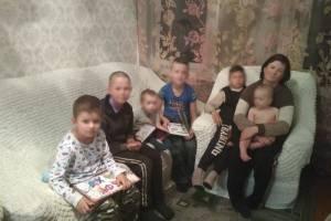 Жительница Новозыбкова потратила наследство на помощь многодетной семье