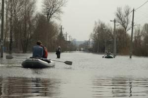 В брянских реках из-за снега начал повышаться уровень воды