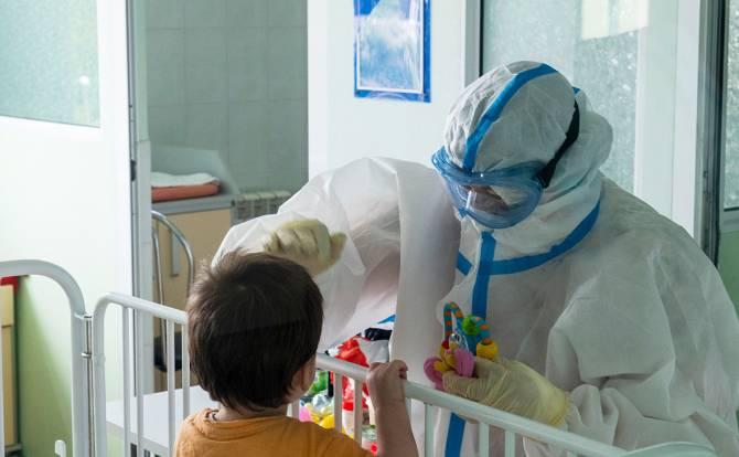 В Брянске вылечили всех заболевших коронавирусом детей