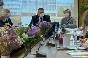 Замминистра сельского хозяйства Ольга Гатагова приехала в Брянск