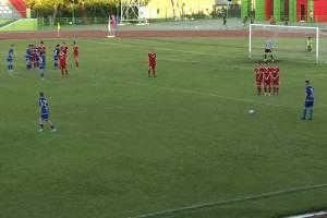 Молодёжь «Динамо-Брянск» разгромили в Лисках
