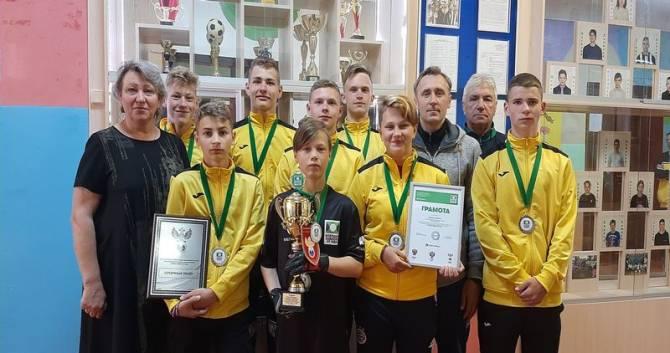 Брянские спортсмены школы-интерната завоевали «серебро» в Сочи