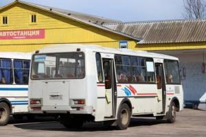 В Новозыбкове разом ушли на больничный треть водителей автобусов