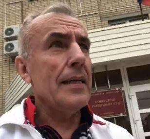 Скандальному брянскому блогеру Коломейцеву продлили домашний арест