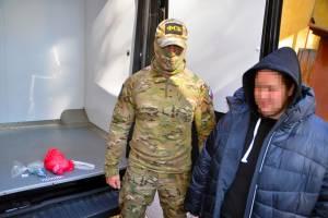 В Брянске сотрудники ФСБ поймали наркосбытчицу