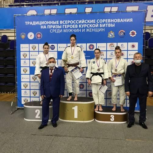 Брянские спортсмены отличились на всероссийских соревнованиях по дзюдо