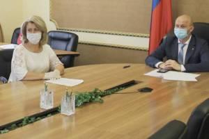 Новым заместителем губернатора Брянщины может стать Кулешова