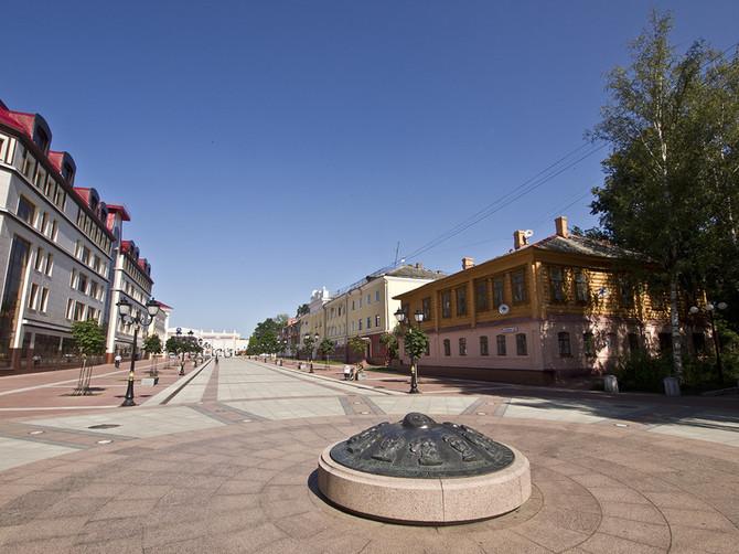 В Брянске городская среда не дотянула до среднероссийского уровня