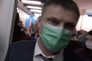 Чиновники выгнали журналистов «Городского» из брянского правительства
