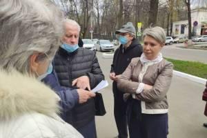 Поскандалившая с журналистами заммэра прославилась на всю Россию