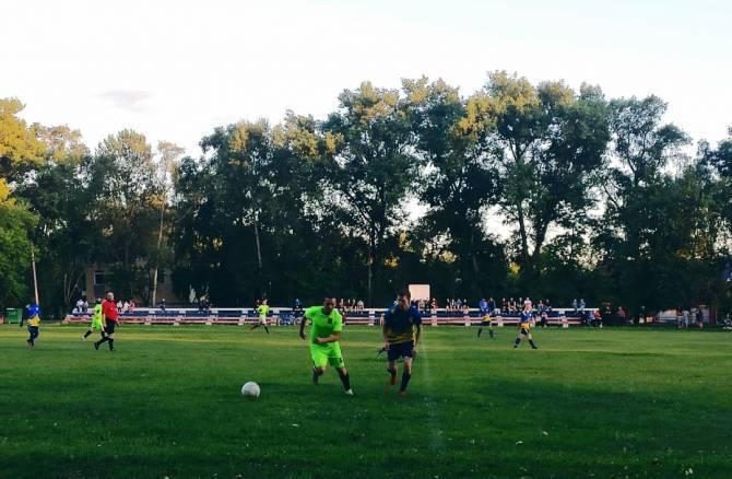 Брасовский футбольный «Олимп» сыграет против клетнянского «Авангарда»