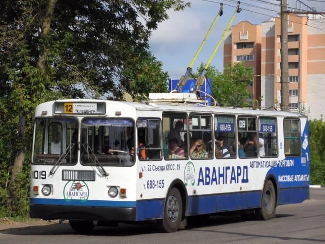 В Брянске троллейбусы №12 и №14 вернулись на привычные маршруты