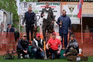 Брянская команда победила на соревнованиях по мондьорингу