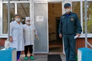В Злынковском районе эвакуировали туббольницу